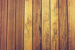 Line up teak wood background Stock Image