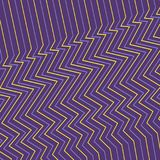 Electric Purple Edgy Line Waves Background. Line Wave Background Vector Design Royalty Free Stock Photography