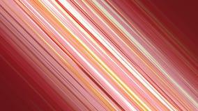 Linea anime di velocità per i colori rossi del fondo del fumetto Stile di manga di animazione del ciclo illustrazione di stock