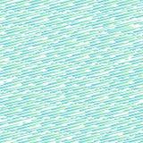 Linea arrotondata sottile astratta modello inclinato modello di colore blu e verde di pendenza sul fondo e sulla struttura bianch illustrazione di stock