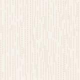 Linea astratta modello beige senza cuciture del punto Struttura spogliata delle mattonelle Fotografie Stock Libere da Diritti