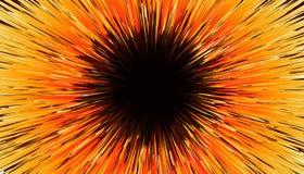 Linea astratta spazio libero di velocità dell'elemento di moto veloce per il prodotto degli elementi della vetrina Illustrazione  illustrazione vettoriale