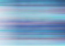 Linea carta da parati blu del modello della luce della sfuocatura Fotografia Stock Libera da Diritti