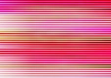 Linea carta da parati del modello della luce della sfuocatura di rosa Immagini Stock
