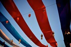 Linea Colourful Fotografia Stock