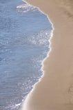 Linea costiera Immagini Stock Libere da Diritti