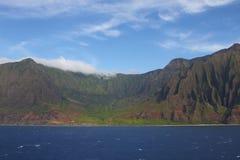 Linea costiera del paradiso Fotografia Stock