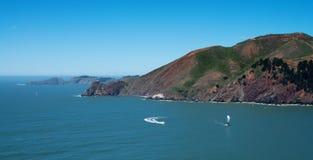 Linea costiera della California immagini stock
