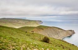 Linea costiera della Crimea Fotografia Stock Libera da Diritti
