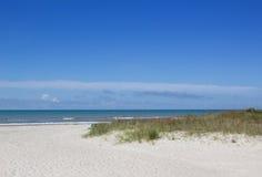 Linea costiera della spiaggia Immagini Stock