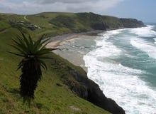 Linea costiera della Sudafrica Immagini Stock Libere da Diritti