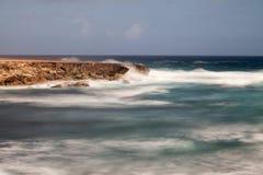 Linea costiera di ascensione di Boka fotografia stock libera da diritti