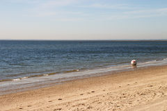 Linea costiera di Connecticut Fotografie Stock Libere da Diritti