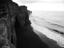 Linea costiera impressionante Fotografia Stock