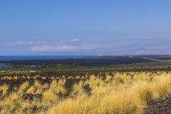 Linea della costa Fotografie Stock