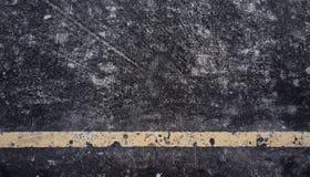 Linea della via Immagini Stock
