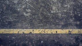 Linea della via Immagini Stock Libere da Diritti