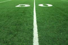 Linea delle yard 50 Immagini Stock Libere da Diritti