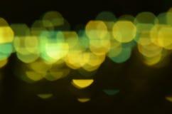Linea di colore fotografia stock