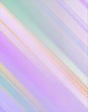Linea di colore e fondo astratti della banda con il modello variopinto delle linee e delle bande di pendenza illustrazione di stock