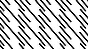 Linea diagonale monocromatica semplice modello Fotografia Stock Libera da Diritti