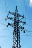 Linea elettrica Immagine Stock Libera da Diritti