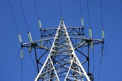 Linea elettrica II immagini stock libere da diritti