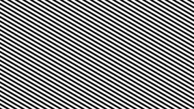Linea fondo della zebra Illustrazione di Digital 3d Fotografia Stock