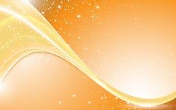 Linea fondo di natale di vettore di celebrazione del modello di progettazione della luce stellare royalty illustrazione gratis