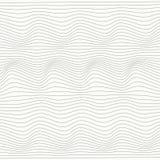 Linea grigia astratta linea modello della banda della maglia di progettazione su fondo bianco Vettore eps10 dell'illustrazione illustrazione vettoriale