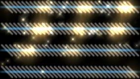 linea insegna, scintilla della saldatura della lega per saldatura, circuito elettrico del tubo del metallo 4k della rete energeti video d archivio