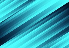 Linea leggera blu astratta vettore futuristico moderno del fondo di tecnologia di progettazione del modello di velocità Fotografie Stock
