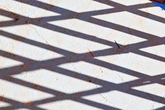 linea nel Marocco Africa e pavimento colorated Fotografia Stock Libera da Diritti