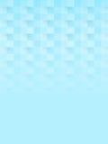 Linea poligonale blu progettazione del fondo dell'aletta di filatoio del modello dell'opuscolo Fotografia Stock