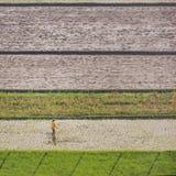 Linea principale azienda agricola Fotografie Stock