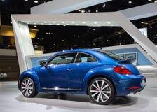 Linea r 2015 di Volkswagen Beetle Fotografia Stock