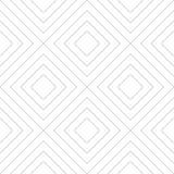 Linea senza cuciture Art Vector Pattern Design Fotografie Stock Libere da Diritti