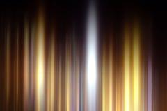 Linea sfocata linee futuristiche di pendenza del fondo dell'arcobaleno Fotografie Stock