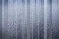 linea superficie f dello stript della lamina di metallo Fotografia Stock Libera da Diritti