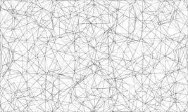 Linea triangolare fondo royalty illustrazione gratis