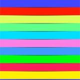 Linea variopinta di carta Fondo senza cuciture Fotografia Stock Libera da Diritti