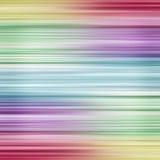 Lineaire regenboogachtergrond Royalty-vrije Stock Afbeeldingen