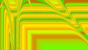 Lineaire tekening van sierkader met filigranepatroon op abstracte achtergrond royalty-vrije illustratie