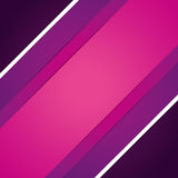 Linear Abstract Background Design Royalty Free Stock Photography