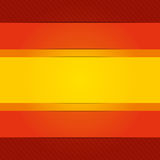 Linear Abstract Background Design. Red, Orange and yellow striped background designn Royalty Free Stock Photos