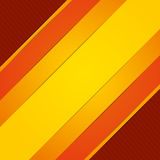 Linear Abstract Background Design. Red, Orange and yellow striped background designn Royalty Free Stock Image