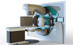 Linear Accelerator Royalty Free Stock Image
