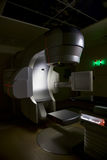 Linear accelerator x-ray machine Royalty Free Stock Photo