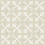 Linear art deco pattern with barely visible lines Stock Photography
