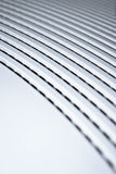 Linear background. An abstract background made with a close up on those pc lines Royalty Free Stock Photography